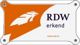 Venne RDW erkend